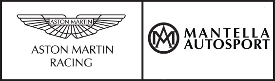Mantella Autosport Aston Martin Racing V8 Vantage