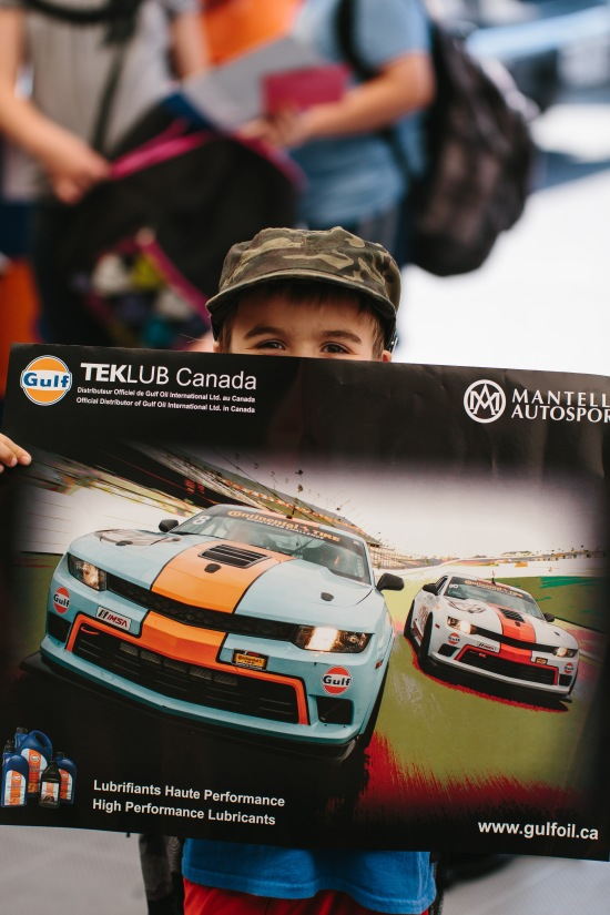 Get your signed Mantella Autosport team posters! Available at upcoming CTSCC events.