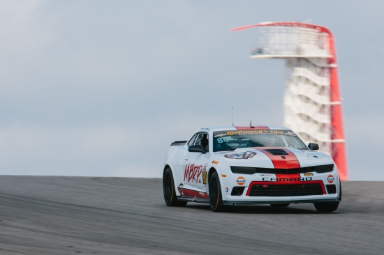 The immediately recognizable COTA tower. A great place to take in the race action from.